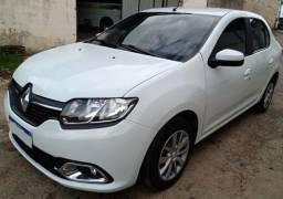 Título do anúncio: Renault logan 1.6 2016 completo com gás