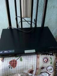 Gravador de DVD de mesa LG Rh 397h(com defeito)