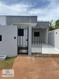 Casa com 2 dormitórios à venda, 66 m² por R$ 210.000,00 - Jardim Nova Independência - Sara