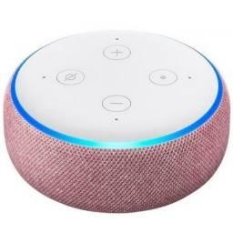Título do anúncio: Alexa 3º geração Smart Speaker Amazon Echo Dot
