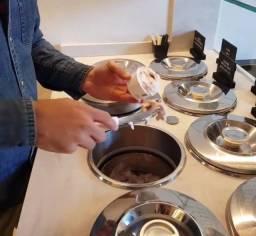 Título do anúncio: Freezer revenda sorvete Pozzetto 10 lugares
