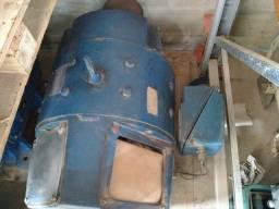 Motor corrente continua industrial 75cv