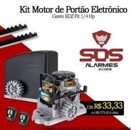 Motor de portão eletrônico
