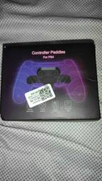 PADDLES CONTROLLER P/ PS4 NOVO!