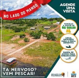 Título do anúncio: Terreno em condomínio fechado no Lago Do Manso