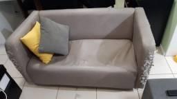 Título do anúncio: Vendo sofa de corino