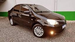 Etios SD XLS Toyota - 2o Dono