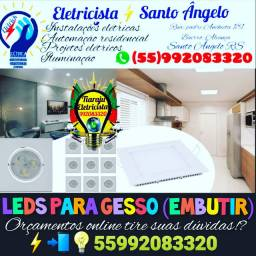Eletricista em Santo Ângelo produtos e serviços elétricos