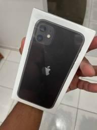 iPhone 11 128G novo lacrado