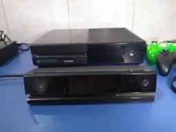Xbox One + Kinect + 12 Jogos