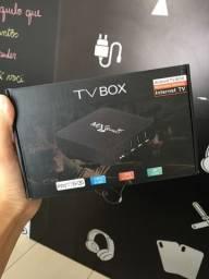 Tv box mxq 4K + 30 dias GRÁTIS de programação