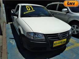 Título do anúncio: Volkswagen Saveiro 2007 1.6 mi city cs 8v flex 2p manual g.iv