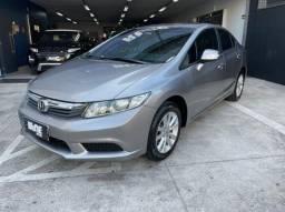 Honda Civic Lxs 1.8 Flex Aut 2015