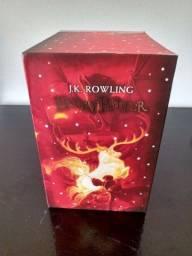 Coleção de livros Harry Potter