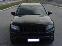 Título do anúncio: jeep compass top impecavel com gnv 5 geracao 2014
