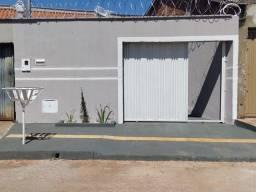 Título do anúncio: casa 2 quartos sendo 1 suite, residencial portinari. Goiania, R$170 mil