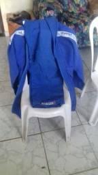 Kimono Jiu jitsu torah azul R $120