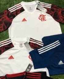 Camisa Flamengo branca