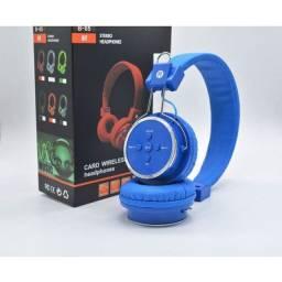Headphone Wireless B05, Compacto, Confortável E Excelente Qualidade