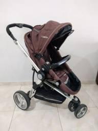 Título do anúncio: Carrinho e bebê conforto Kiddo Compass II