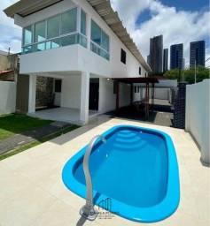 Título do anúncio: Casa á venda 200 m² por R$ 550.000,00 - Manaíra - João Pessoa- PB