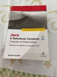 Título do anúncio: Java - a Referência Completa