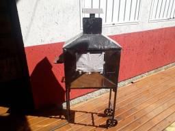 carrinho de churrasquinho
