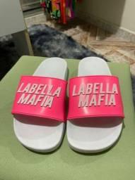 Chinelo LaBellaMafia n°36 NOVO