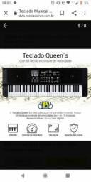 Teclado Queen's