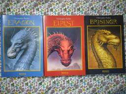 Coleção Eragon Eldest Brising