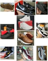 Vendo tênis nike air Max e outros modelos ( 140 com entrega )