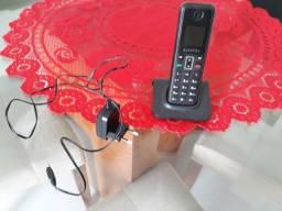 Telefone fixo sem fio da claro