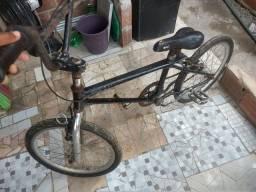 Bike BMX para troca em celular