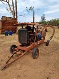 Título do anúncio: Conjunto Irrigação Motor com Carretel IrrigaBrasil