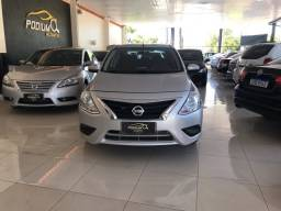 Nissan versa 1.6 s completo lindo carro !!!