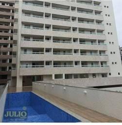 Título do anúncio: Apartamento com 1 dormitório à venda, 51 m² por R$ 313.000,00 - Caiçara - Praia Grande/SP