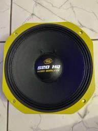 Médio Eros 520rms hq modelo novo 10polegadas