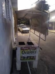 Vendo carrinho de Lanche preço a negociar