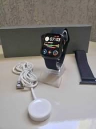 Smartwatch IWO 13 PRO / FK99 Série 6 44mm / 2 pulseiras