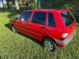 Vendo Fiat uno Mille ano 2012