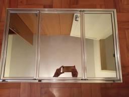 Espelheira/armário de banheiro