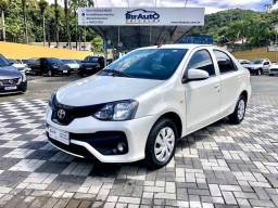 ETIOS 2018/2019 1.5 X SEDAN 16V FLEX 4P AUTOMÁTICO