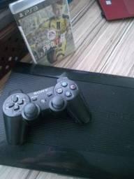 Título do anúncio: PS3 super slim
