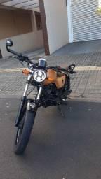 Moto Taiga 150cc Café Rancer