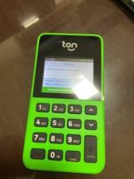 Máquina de cartão Ton - MELHOR TAXA DO MERCADO