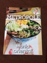 Colecionadores de revista metrópole