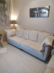 Título do anúncio: Conjunto de sofás de 3 e 2 lugares