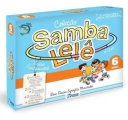 Coleção samba lelê 1 ano