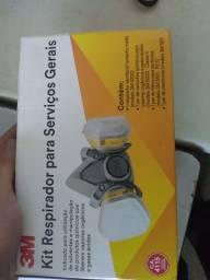 Kit respirador para serviços gerais