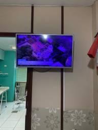TV 32 Smart pouco uso